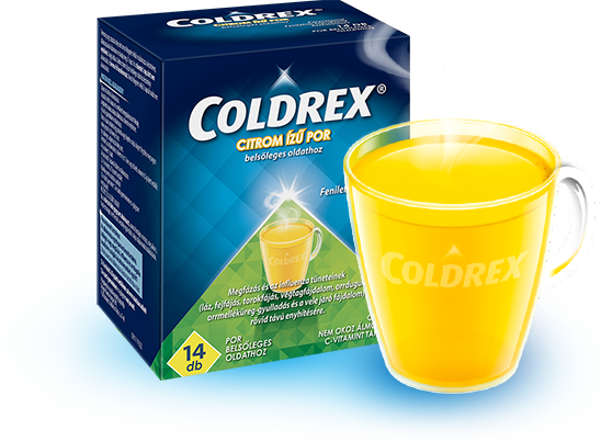 Coldrex Citron
