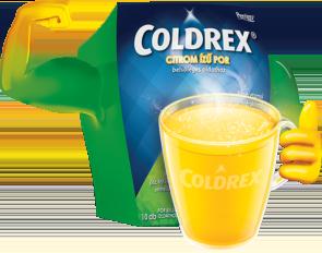 COLDREX Citrom