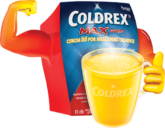 COLDREX MaxGrip citrom